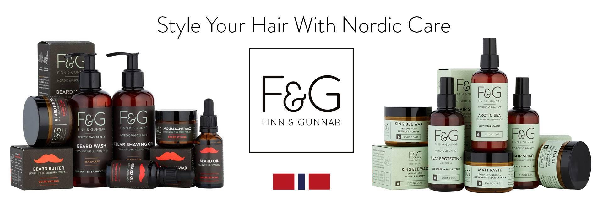 Finn & Gunnar Nordic Hair Care